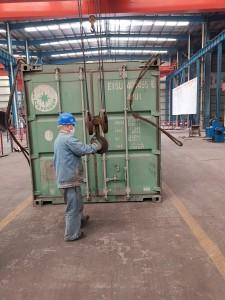 40OT packing boiler