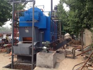 Vietnam Customer Steam Boiler