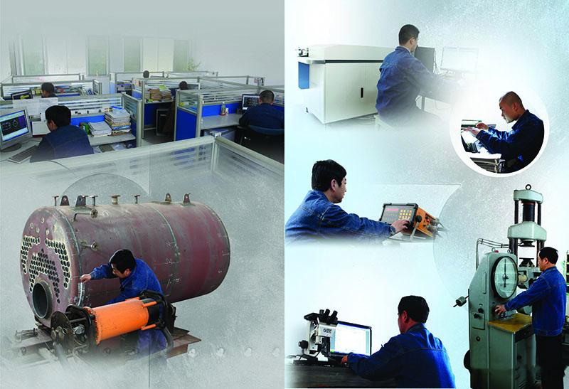 Boiler Quality Control steam boiler hot water boiler